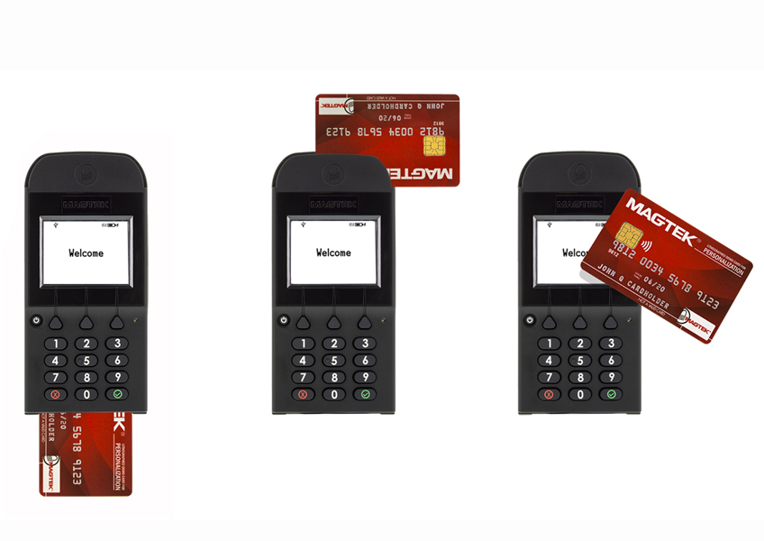 DynaPro Go EMV Chip and Magstripe Card Reader