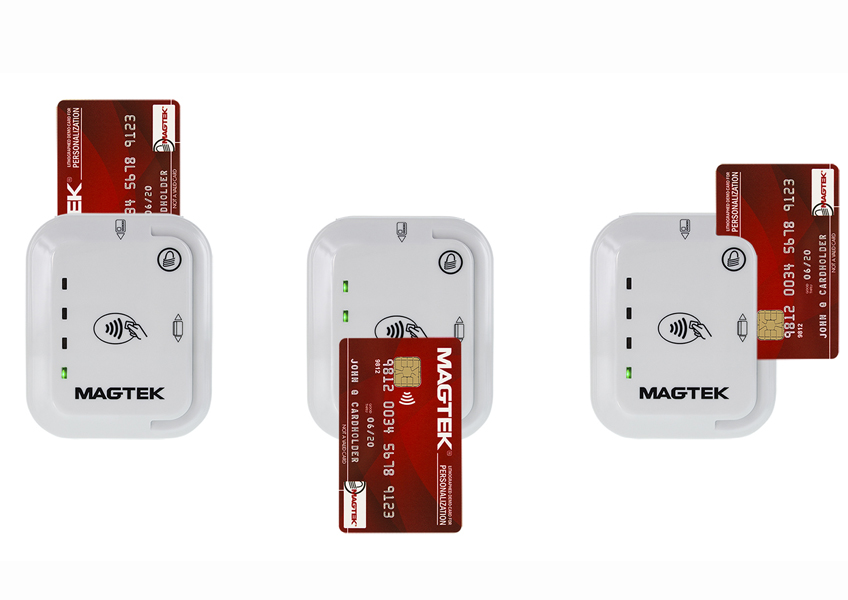 tDynamo EMV Chip and Magstripe Card Reader