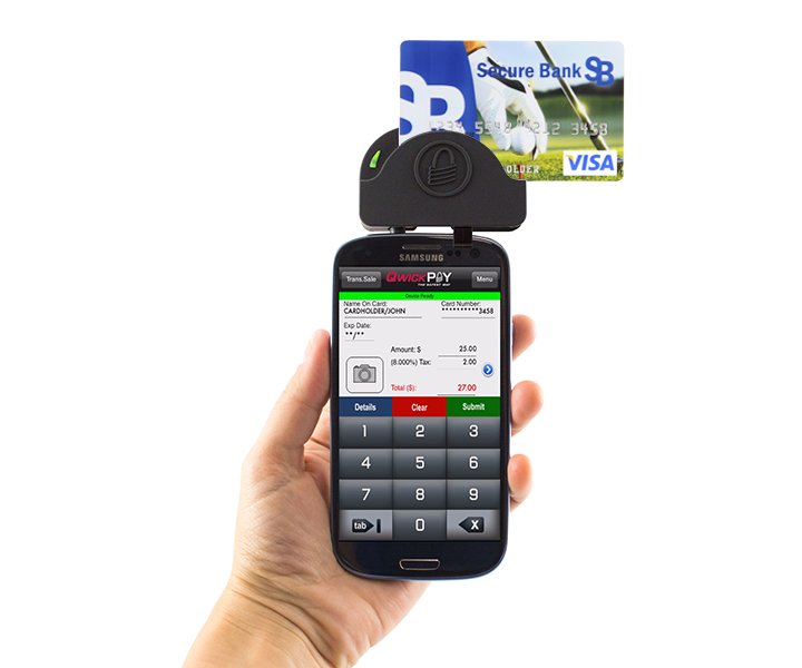 Android Card Reader Accept Credit Cards Anywhere